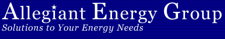 Allegiant Energy Group - Solutions to Your Energy Needs